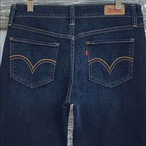 Levi's boot cut jeans -7 (28x32)